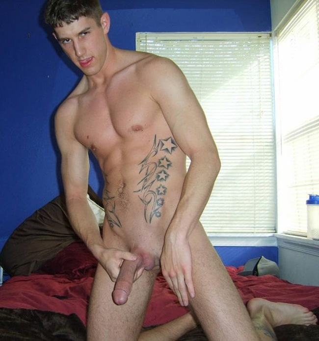 Tattooed Guy And Hot Dick