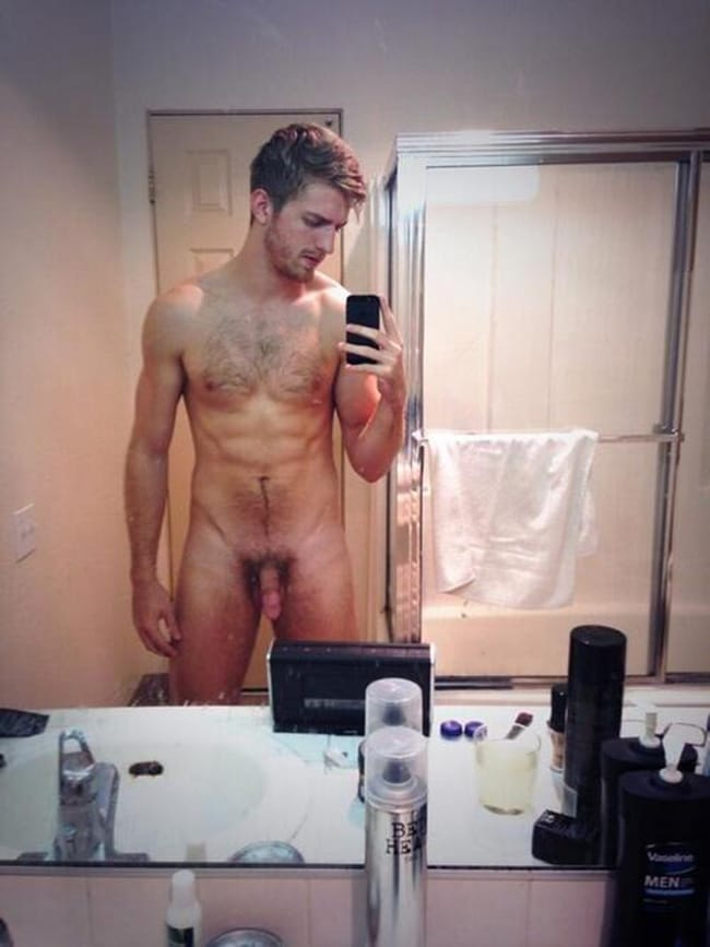 Hot Hairy Dude