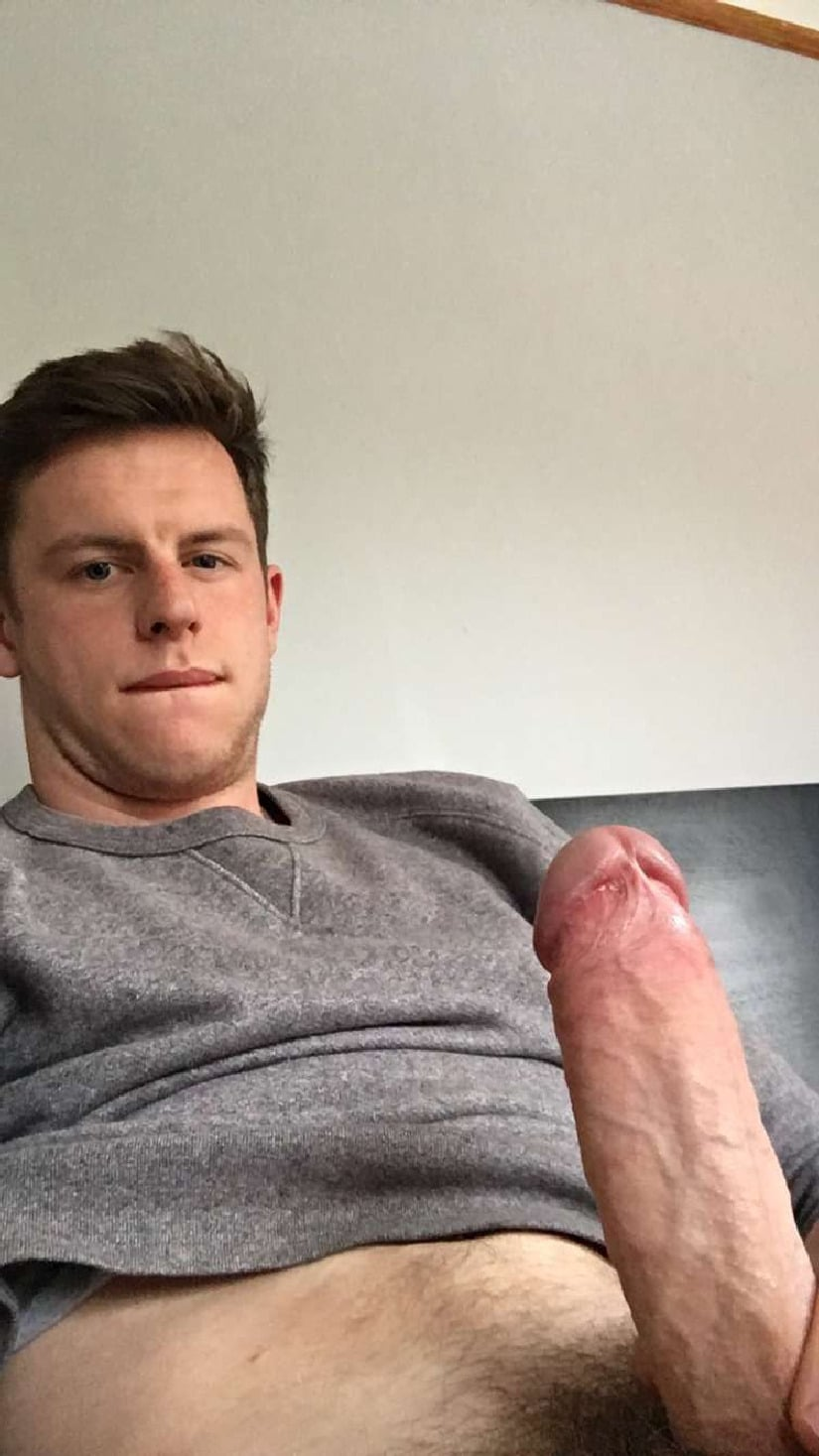 Guy Showing Cock