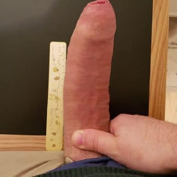 Measuring Big Cock